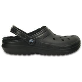 Crocs Classic Lined Sandals black